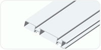 23 X 129 Konveyör Profili