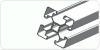 45 X 45 Hafif Sigma Profil