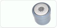 KTE 30*1,5/8 Plastik Sıra Bilyalı Rulo Başlığı